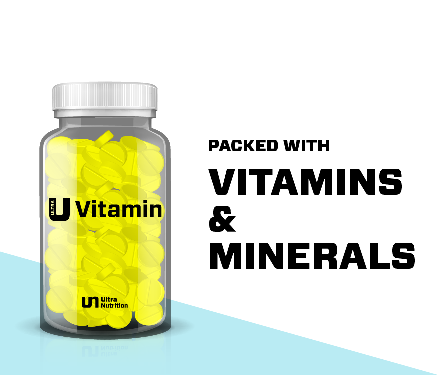 Ultra Vitamins